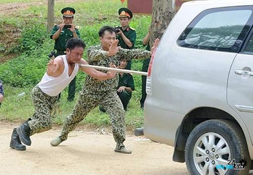 Đặc công Việt Nam khiến báo nước ngoài thán phục - DIENANH24G Đặc công Việt Nam khiến báo nước ngoài thán phục