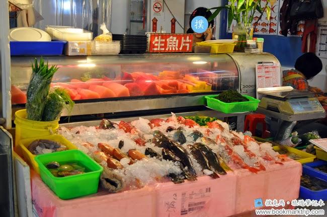 後壁湖彩莉鮮魚專賣店