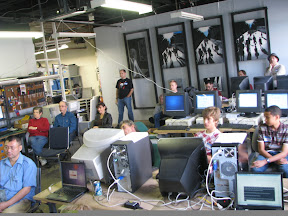 SFD 2010 (that's me in the back)