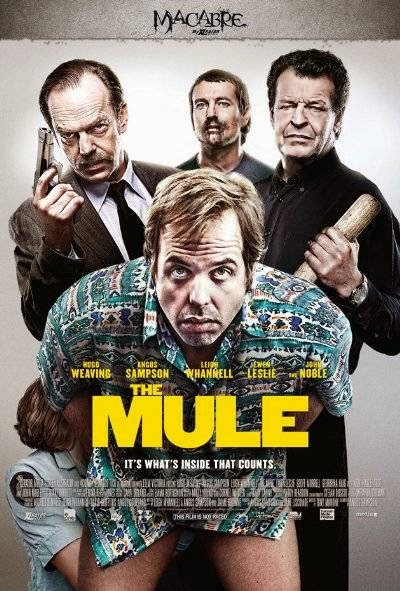 Poster Of English Movie The Mule (2014) Free Download Full New Hollywood Movie Watch Online At Alldownloads4u.Com