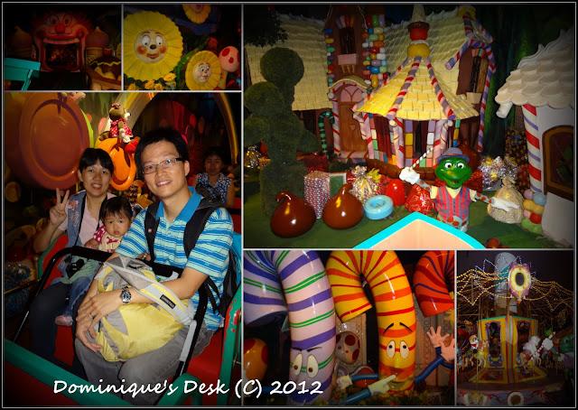 Wonderland Ride