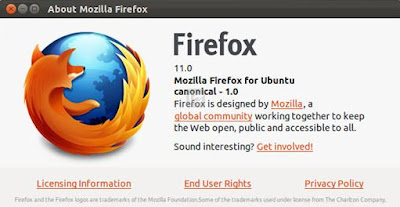 Install Firefox 10/11 On Linux