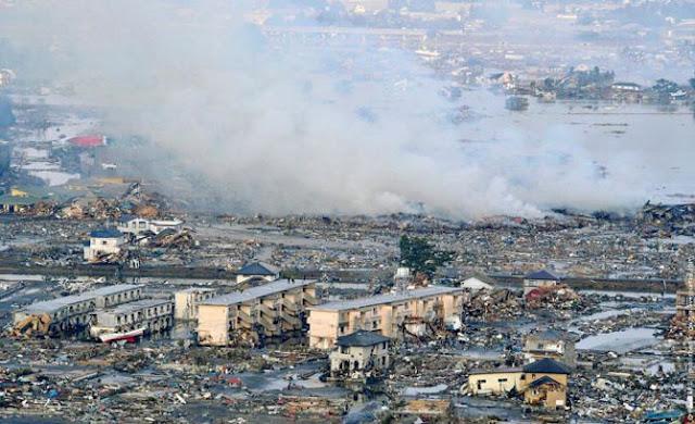 Tsunami – Japão 2011 - As melhores imagens da tragedia... Fotos-do-japao-3