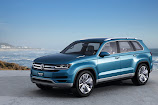 DETROIT 2013 - Volkswagen CrossBlue Concept [VIDEO]