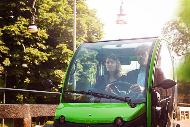 *Birò Estrima:零耗油零汙染,輕巧容易駕駛的環保概念車! 3