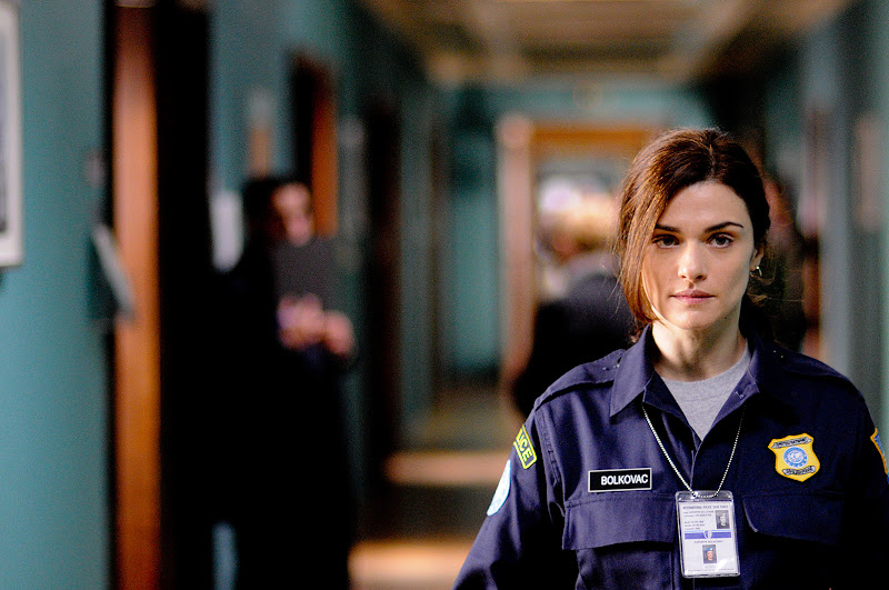 Rachel Weisz as Kathy in THE WHISTLEBLOWER