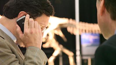 Tyrannosaurus taken from Mongolia