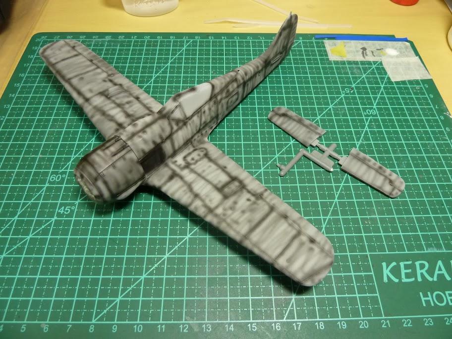 FINALIZADO 24/6 - Focke Wulf Fw 190 A-8 Tamiya 1:48 P1040768