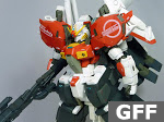 Earth Federation Forces (EFF) Task Force Alpha MSA-0011(Bst) S Gundam Booster Unit Type