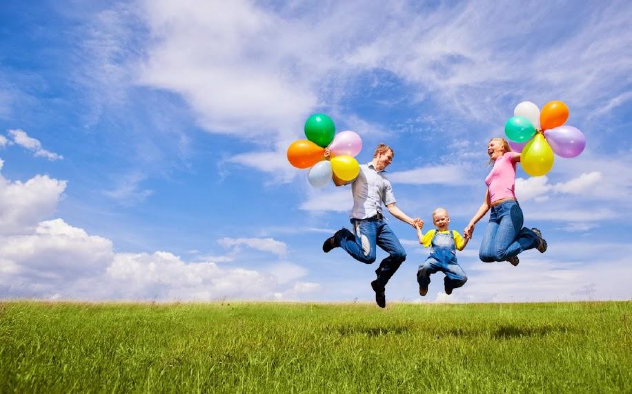 Счастье.Семья