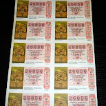 Loteria Nacional-ornamento cultura