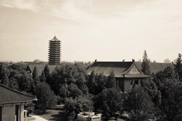 Peking University, China, 北京市海淀区颐和园路5号
