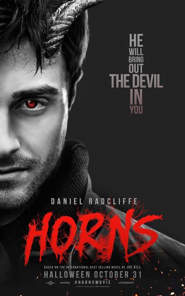 Μεταμόρφωση (Horns) Poster