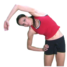 How To Do Standing Side Bend