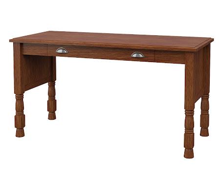 Devonshire Writing Desk in Old_Master Quarter Sawn Oak