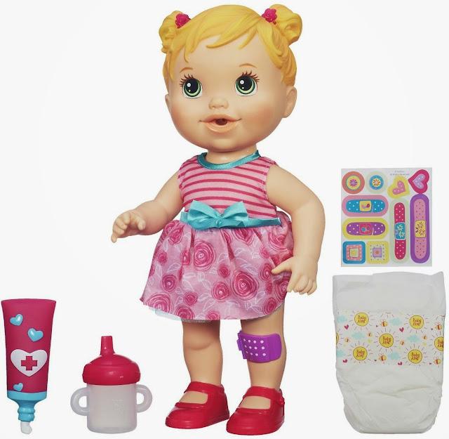 Búp bê Baby Alive Chăm sóc bé cưng - A5390 rất thú vị, độc đáo