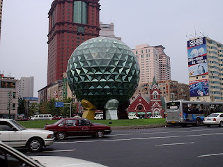 Dalian Friedship Square
