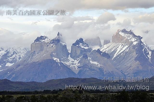 【智利旅遊】百內國家公園用70-300鏡頭來拍攝的縮時攝影第二部Torres del Paine National Park in Chile