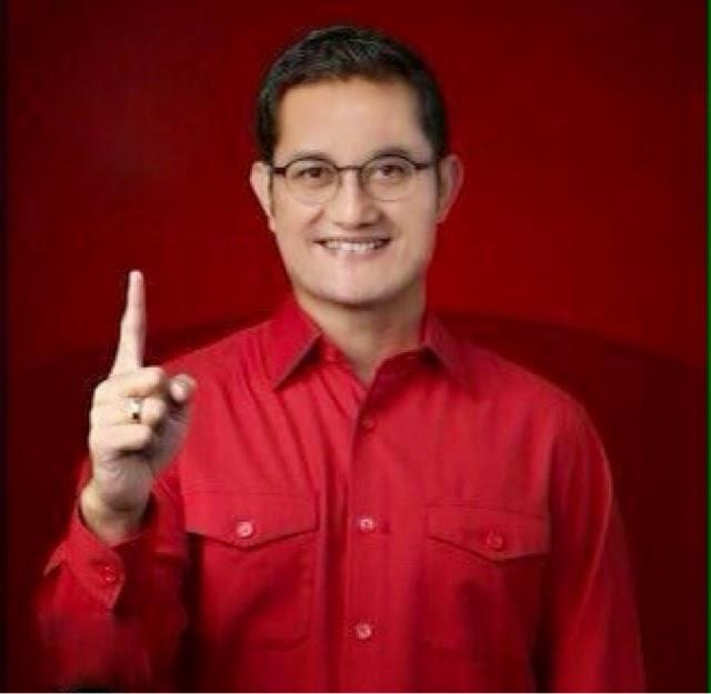 SEDULURE JULIARI: Profil Juliari P Batubara