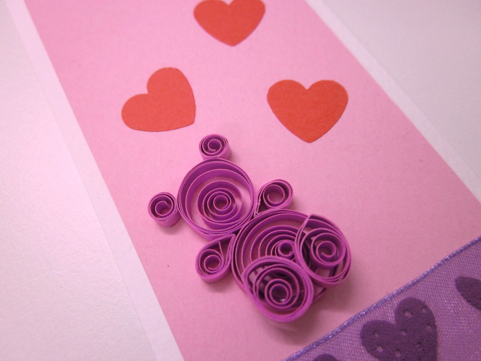 Yuenie S Fancies Handmade Quilled Pop Up Cards Bookmarks Gifts