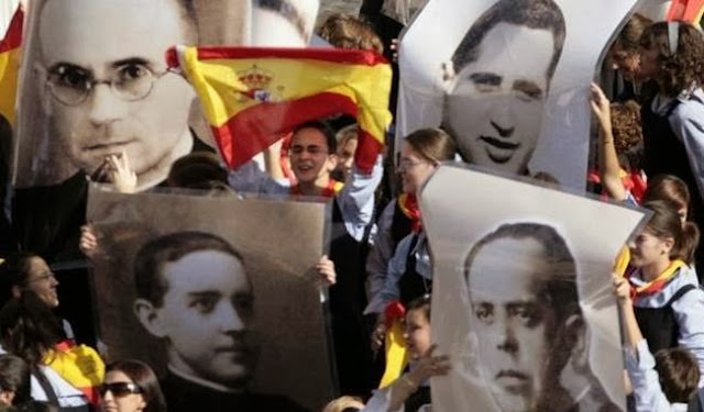 More than 500 Spanish martyrs beatified