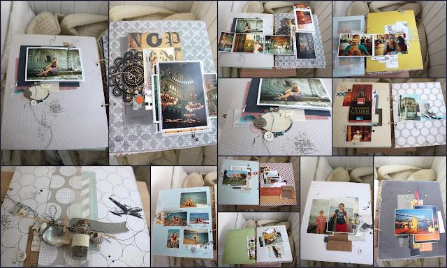 Альбом про путешествие в Турцию