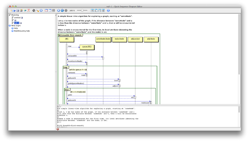 Nice tool quick sequence diagram editor wakatta that ccuart Images
