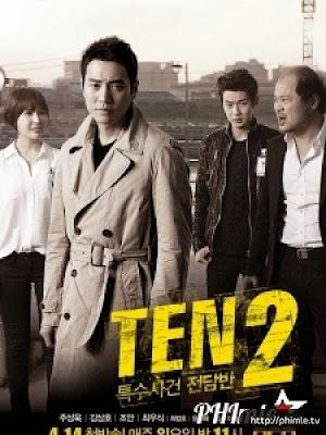 Phim Đội Đặc Nhiệm TEN 2 - Special affairs team TEN 2 (2013)