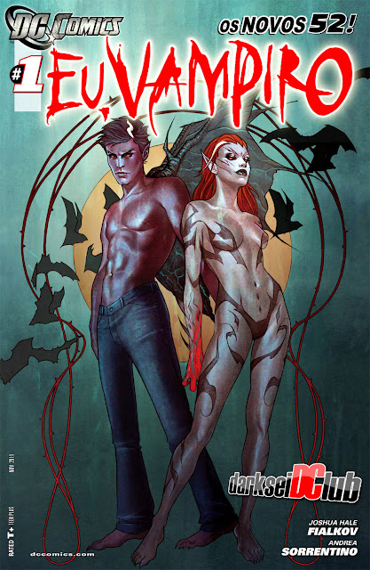 Eu, Vampiro (Os Novos 52)
