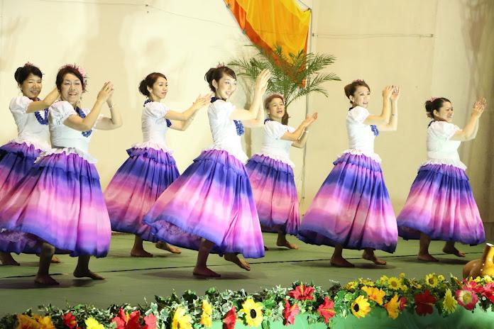 Kokoke hula in 壱岐