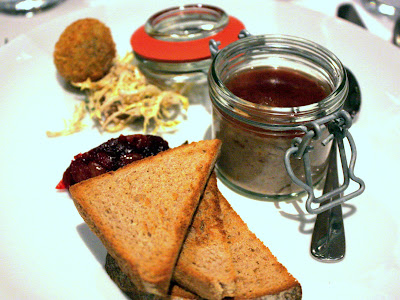 Potted Venison at Kitchen W8 in London