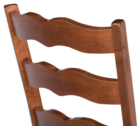 Lynwood Chair in Royal Maple