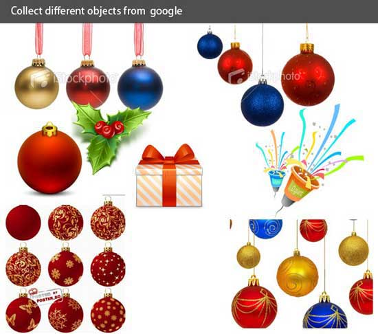 tutorial thiet ke photoshop tutorial christmas