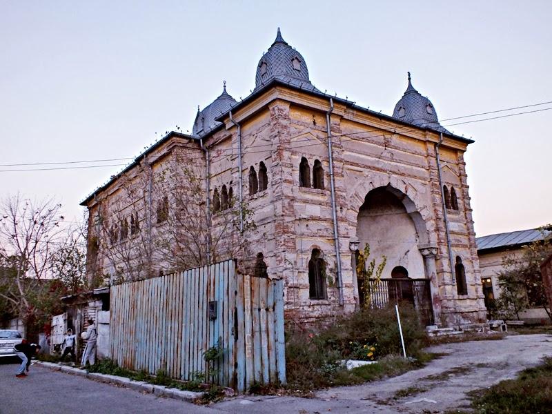 sinagoga buzau