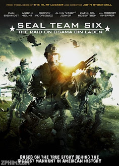 Biệt Đội 6: Cuộc Săn Đuổi Osama Bin Laden - Seal Team Six: The Raid on Osama Bin Laden (2012) Poster