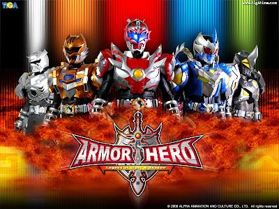armor hero 2. Just Finished Armor Hero