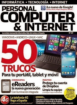 Personal Computer & Internet – Julio 2013 [Pdf]