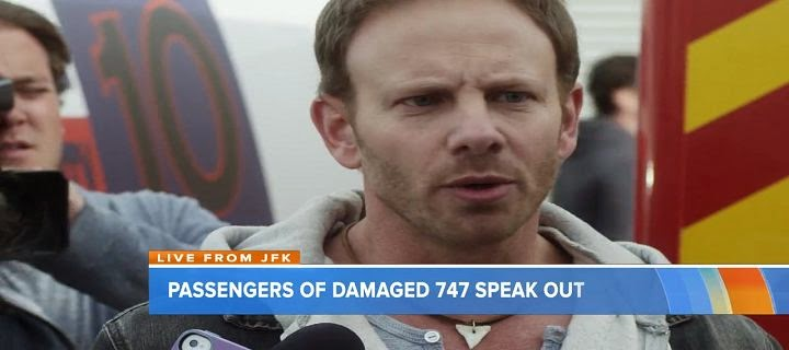 Screen Shot Of Hollywood Movie Sharknado 2: The Second One (2014) Download And Watch Online Free at Alldownloads4u.Com