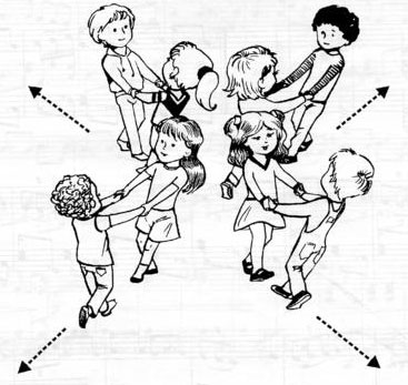 Краковяк схема танца