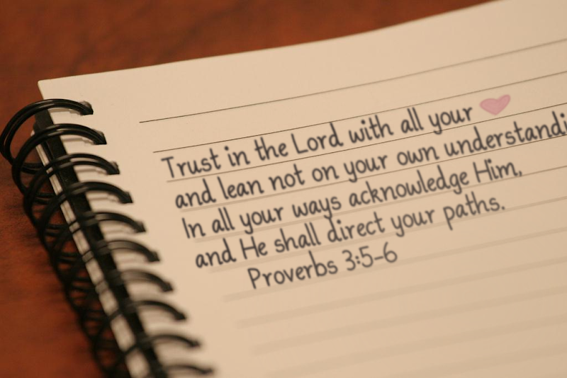 Trust in the Lord – Pcf church