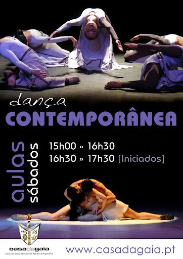 Ballet Contemporâneo Casa da Gaia
