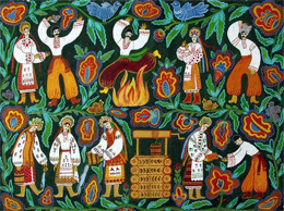 Die Feier- und Gedenktage der Ukraine