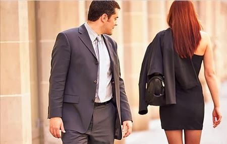 Tev nebūs laulību pārkāpt, un tas sākas jau ar iekārojošu skatienu