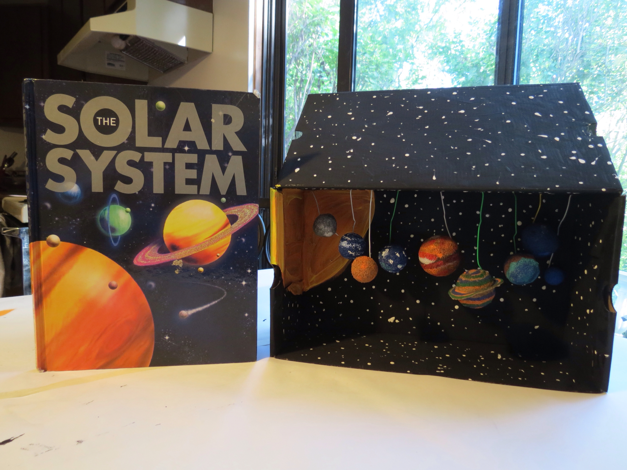 solar system project ideas - photo #28