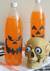 Thumbnail image for Halloween Party Idea: Jack O' Lantern Sodas