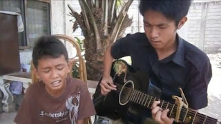 Dance With My Father Cover by Pinoy Kid