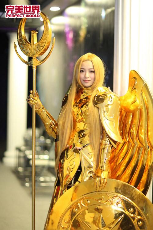 Chiêm ngưỡng nữ thần Athena tại Chinajoy 2012 2