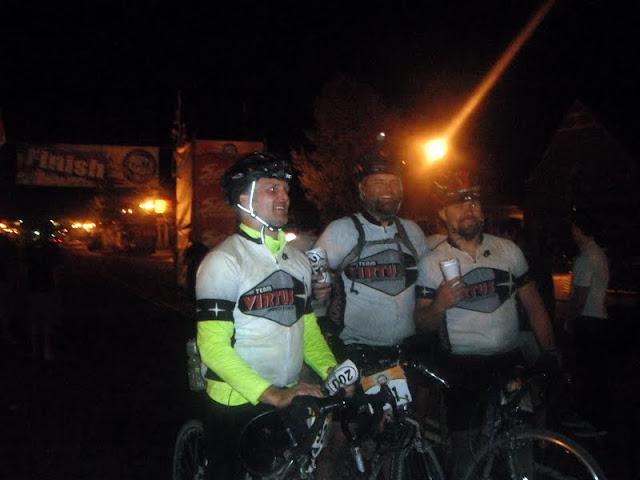 Three Amigos at DK200