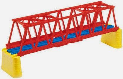 Sản phẩm Cầu đường sắt lớn J-04 Large Iron Bridge