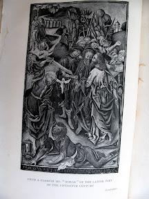 Reproducción de un libro de horas flamenco.